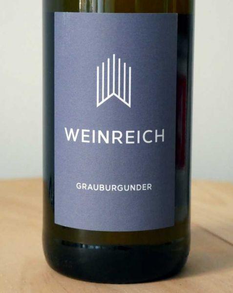 Grauburgunder Gutswein 2019 von Weingut Weinreich
