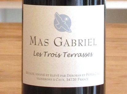 Les Trois Terrasses von Mas Gabriel