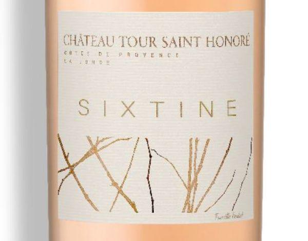 Cuvée Sixtine Rosé 2018 von Château Tour St Honoré