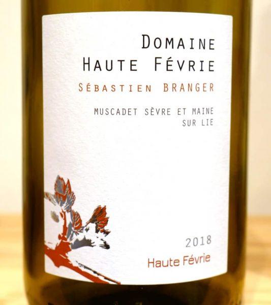 """""""Haute Févrie"""" Muscadet von Domaine Haute Févrie"""