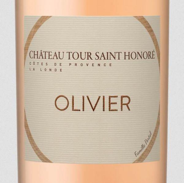 Olivier Rosé 2019 von Château Tour St Honoré