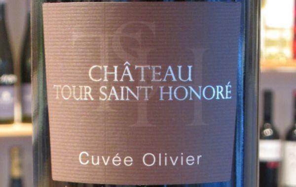 Cuvée Olivier Rouge von Château Tour St Honoré