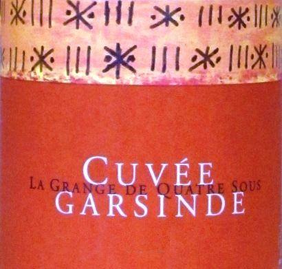 Cuvée Garsinde von La Grange de Quatre Sous