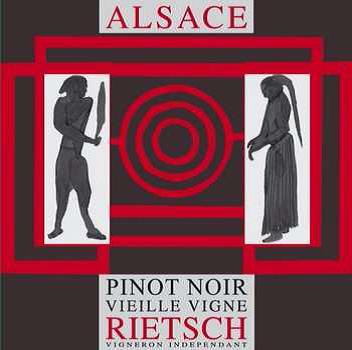 Pinot Noir Vieille Vigne nature von Domaine Rietsch
