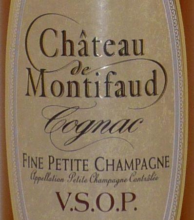 Cognac VSOP, Bouteille Ariane, 35 cl von Ch