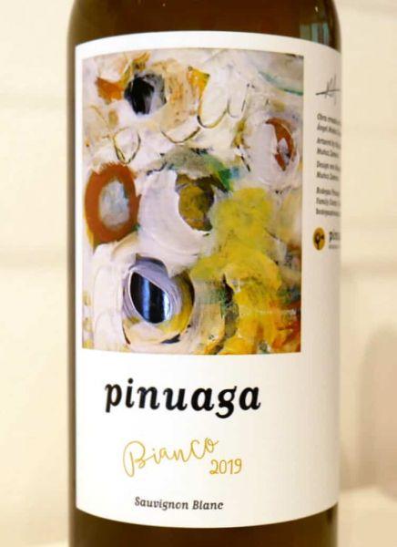 Pinuaga bianco - Sauvignon Blanc von Bodegas Pinuaga