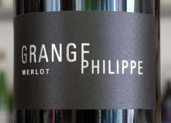 GRANGE PHILIPPE Merlot von Château Grès Saint Paul