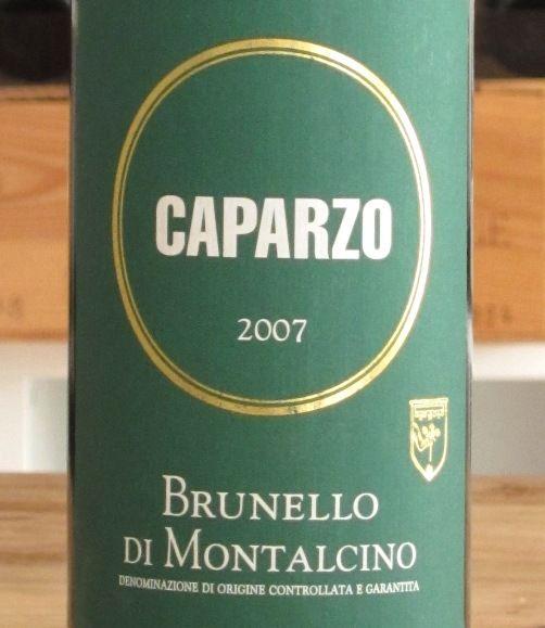 Brunello di Montalcino von Caparzo