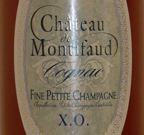 Cognac AOC XO, Bouteille Ariane, 70 cl von Ch