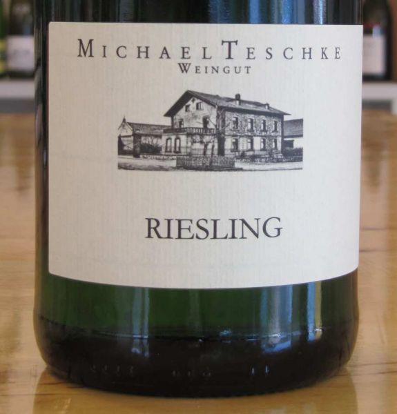 Riesling 2016 von Weingut Michael Teschke